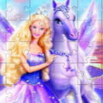 Barbie Princess Puzzle 2