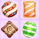 Bonbons super lignes match3