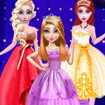 Disney Princesses Barbie Show