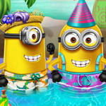 Minion Pool Party