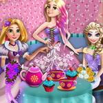 Princess Bridesmaid Tea Party