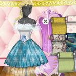 Princesses Prom Dress Design